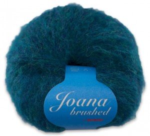 Joana brushed
